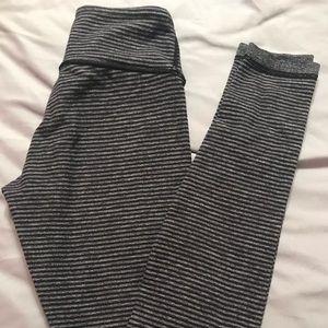 Lululemon Reversible leggings, size 4